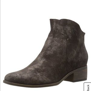 Lucky Brand Lahela Bracken Distressed Leather Boot